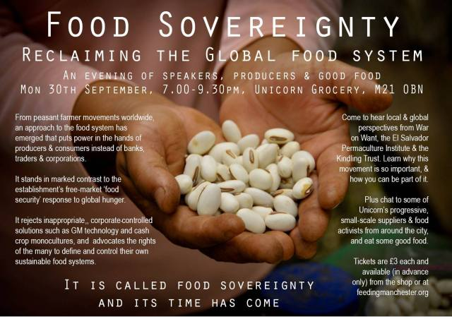 foodsovereignty