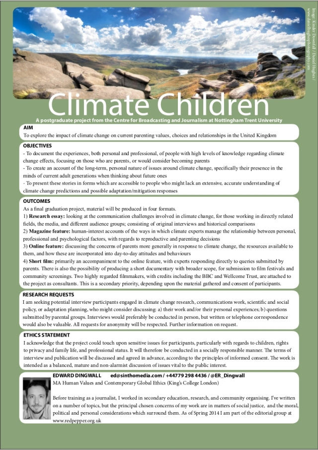 Climate Children