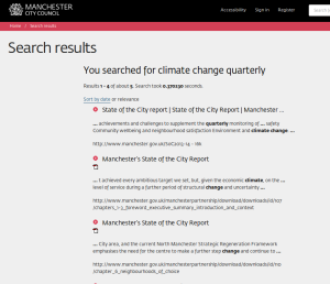 climatechangequarterlysearch