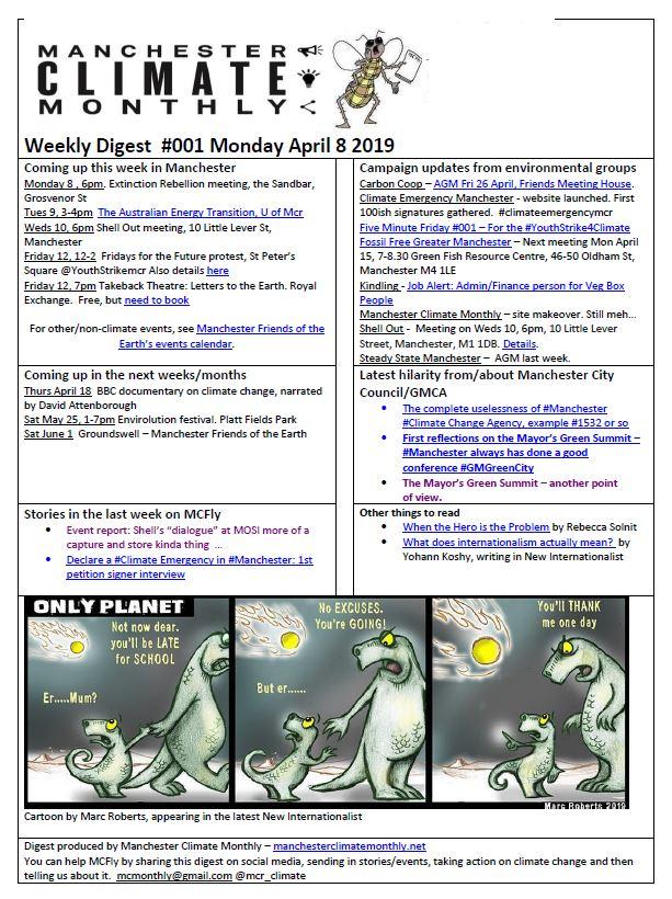 weekly digest 2019 04 08