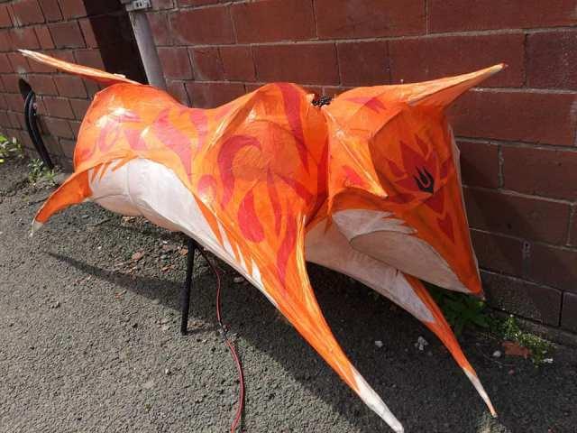 fox handmade