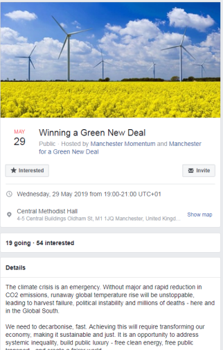 winning a green new deal