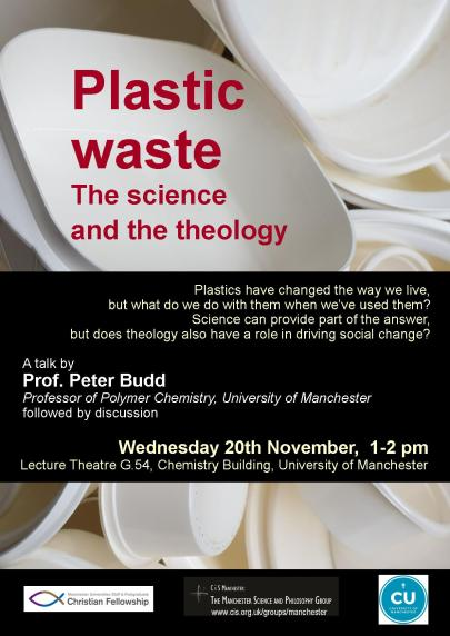 plastic waste science and theology